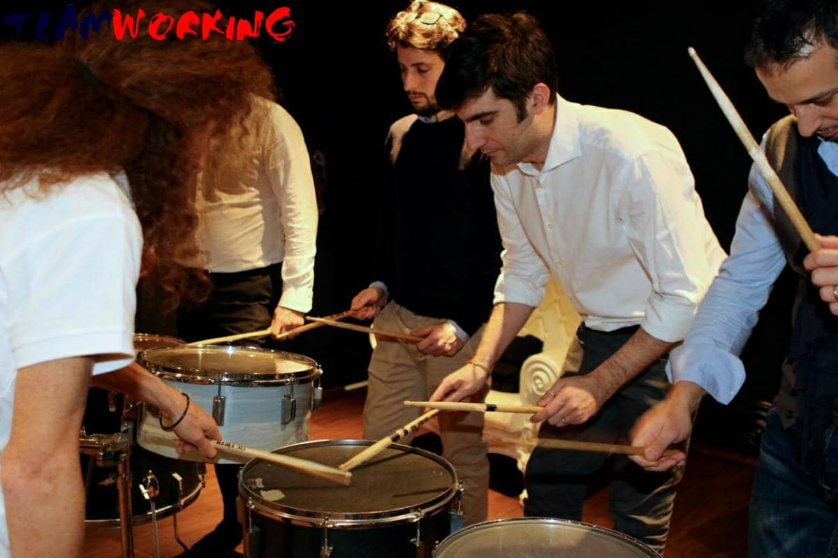 Percussion Orchestra