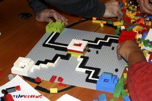 Lego Team Building Engineering