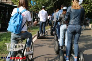 Urban Team Building: Segway City Tour in Dubai and Abu Dhabi