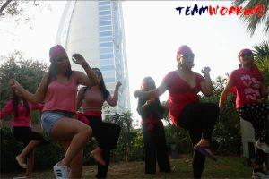 team building & incentive in dubai: music team building lipdub