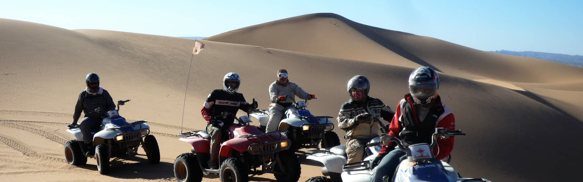 Team Building Desert