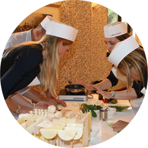cooking team building in dubai: master cooking team building